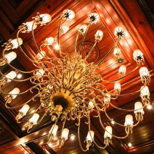 Image of chandeliers and light fixtures