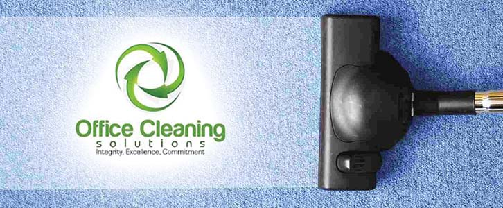 Image of Office Cleaning Solutions logo